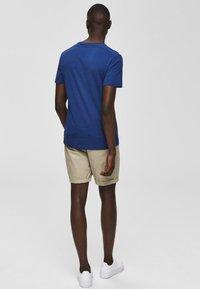 Selected Homme - Basic T-shirt - estate blue - 2