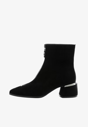 OBLIZZA  - Classic ankle boots - schwarz