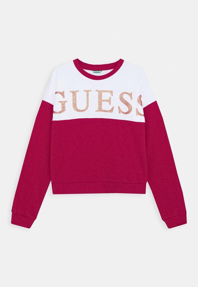 JUNIOR ACTIVE - Sweatshirt - disco pink