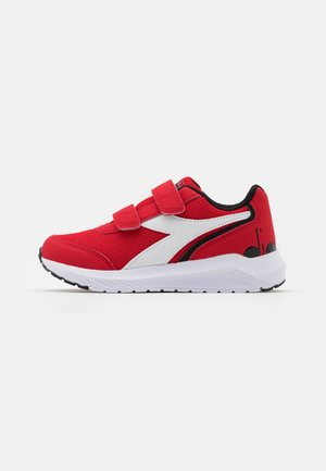 JR UNISEX - Neutral running shoes - high risk red/black