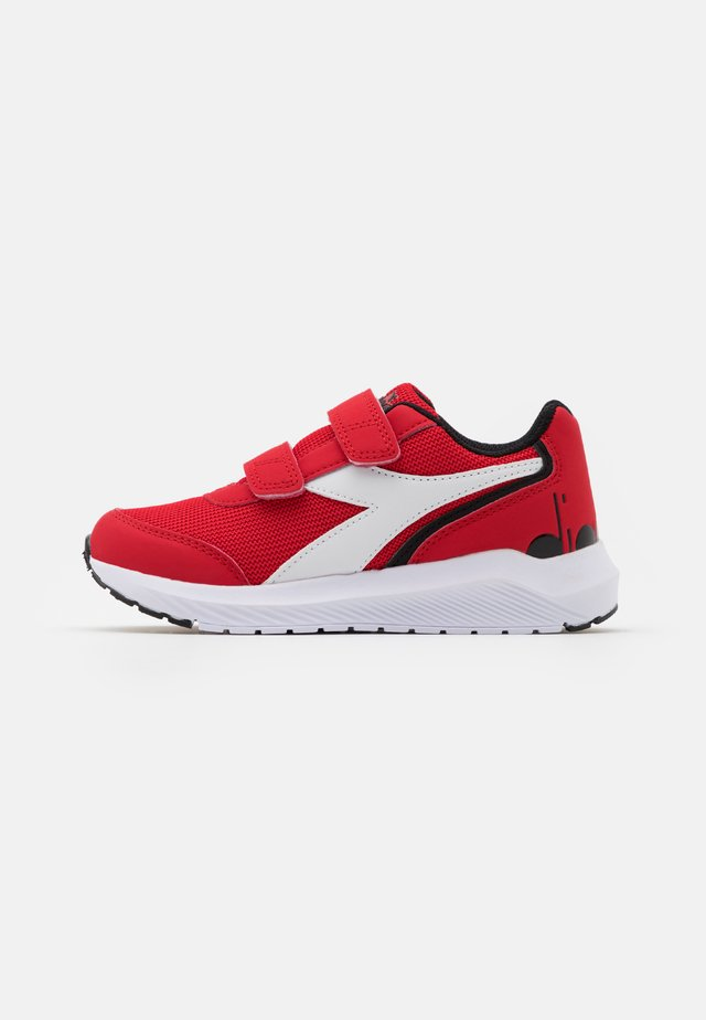 JR UNISEX - Scarpe running neutre - high risk red/black
