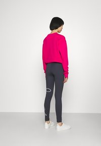 HUGO - NICAGO - Leggings - Trousers - dark blue - 2