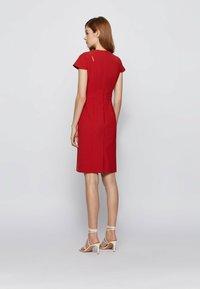 BOSS - DILIRA - Robe fourreau - red - 2
