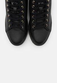 Guess - REMMY - Sneakers hoog - black - 5