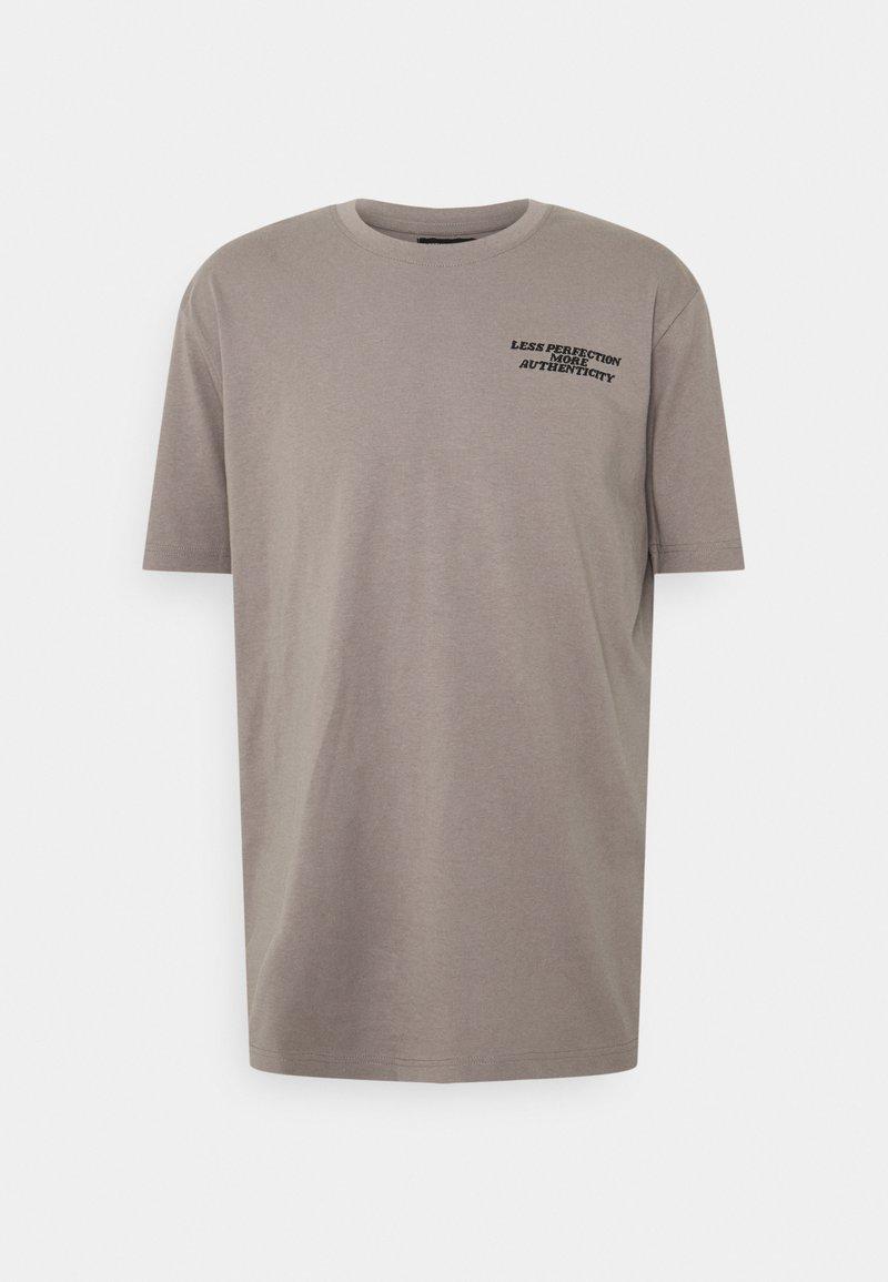 RETHINK Status - OVERSIZED UNISEX - Print T-shirt - stormfront