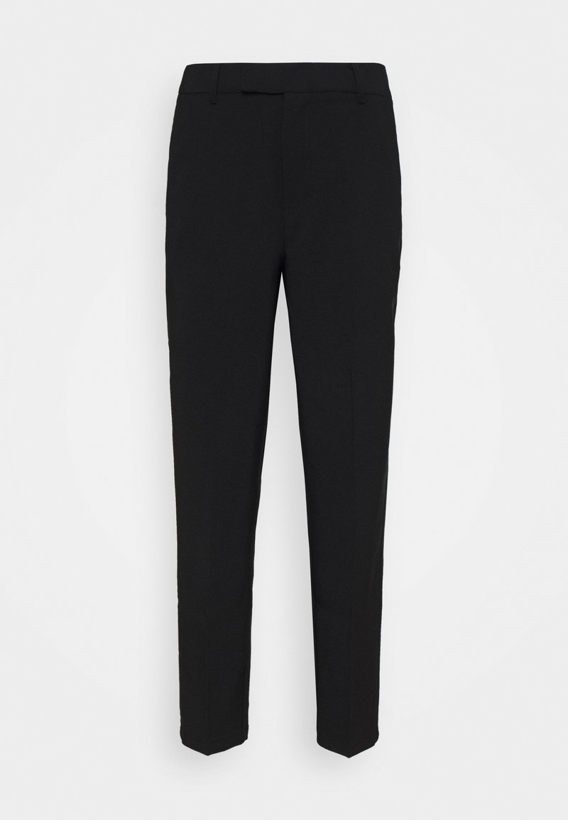 Anna Field - Slim fit business trousers - Trousers - black