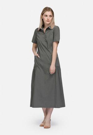 Shirt dress - hellkhaki