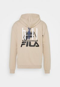 Fila - FYODOR HOODY - Sweatshirt - oxford tan - 1