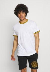 Brave Soul - T-shirt print - optic white - 0