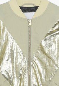 Molo - HELSA - Bomber Jacket - beige/gold - 4