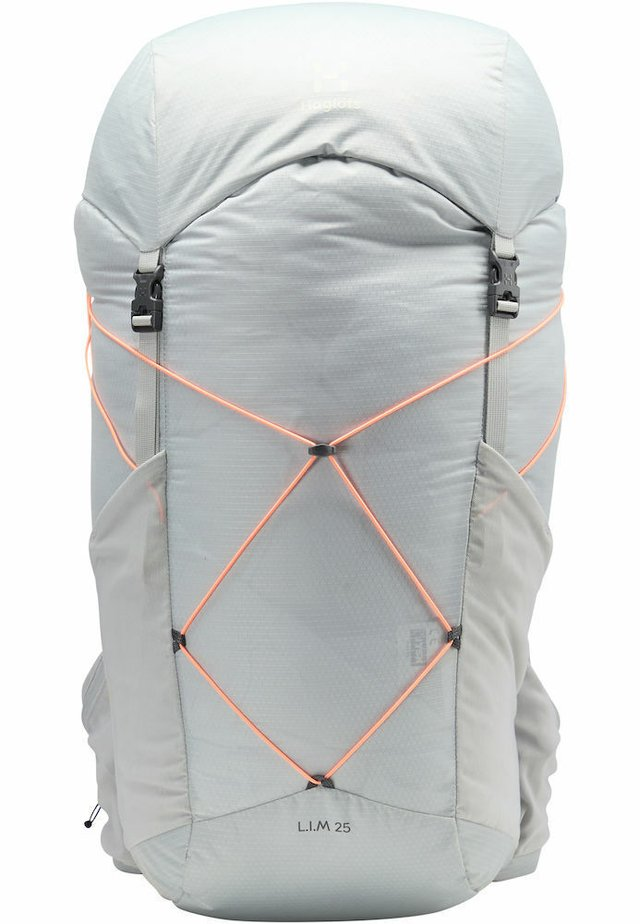 Hiking rucksack - stone grey/magnetite