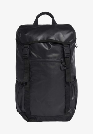 STREET TOPLOADER BACKPACK - Rygsække - black