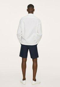 Mango - SEERSUCKER RESPIRANTE - Formal shirt - blanc - 2