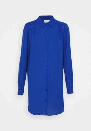 VILUCY BUTTON - Paitapusero - mazarine blue