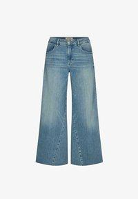 Mos Mosh - REEM  - Flared Jeans - blau - 0
