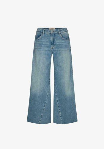 REEM  - Flared Jeans - blau