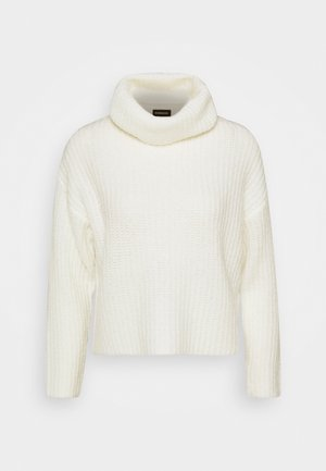ROLL NECK JUMPER - Svetr - off-white