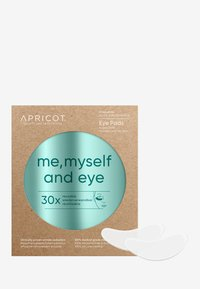 APRICOT - EYE PADS WITH HYALURON - Cura degli occhi - - - 1