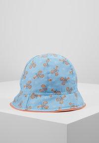 Maximo - MINI BOY FLAPPER - Hat - adria/orange - 3
