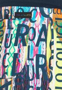 Carlo Colucci - Tracksuit bottoms - white/multicolor - 2