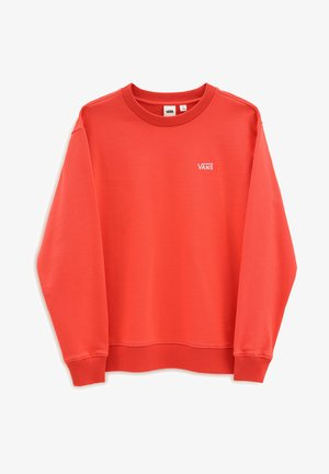 Sweatshirts - hot coral