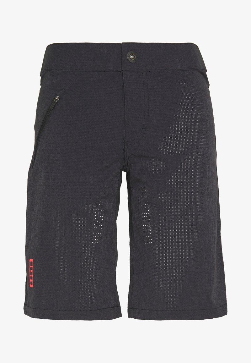 ION - ION BIKESHORTS TRAZE - Sports shorts - black