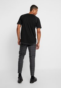 Shelby & Sons - SALTLEY TURN UP  - Trousers - grey - 2