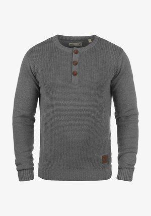 TERRANCE - Jersey de punto - grey