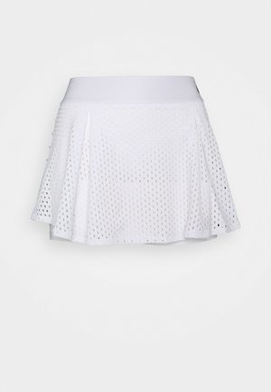 DRY SKIRT - Urheiluhame - white/black