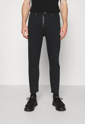 5 POCKETS PANT - Trousers - nero