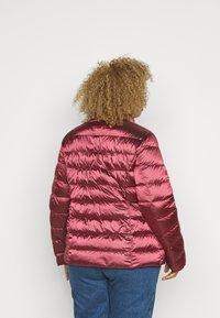 Persona by Marina Rinaldi - PAMIR - Down jacket - lilac - 2