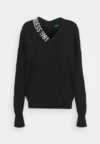 Guess - DALIA  - Jumper - black - 0