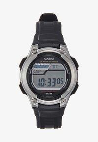Casio - Digital watch - black - 2