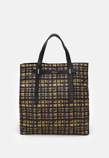 GIOVE SHOPPER UNISEX - Tote bag - toni ocra
