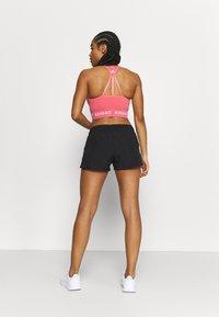 adidas Performance - RUN IT SHORT - Pantaloncini sportivi - black/white - 2