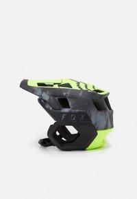 Fox Racing - DROPFRAME PRO UNISEX - Helmet - day glow ylellow - 1