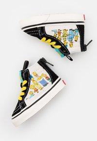 Vans - THE SIMPSONS SK8 ZIP - Sneakers alte - multicolor - 5