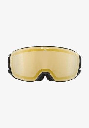NAKISKA HM - Ski goggles - black