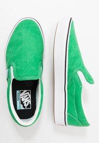 Vans - COMFYCUSH - Slip-ins - fern green - 1