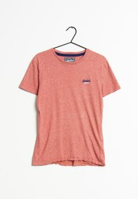 Superdry - T-shirt basique - red - 0