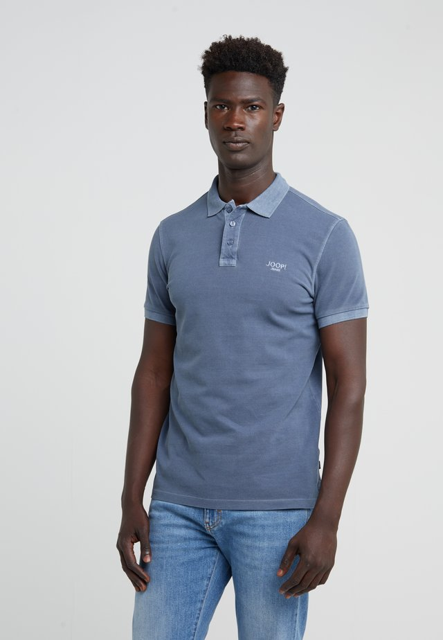 AMBROSIO - Polo - blue