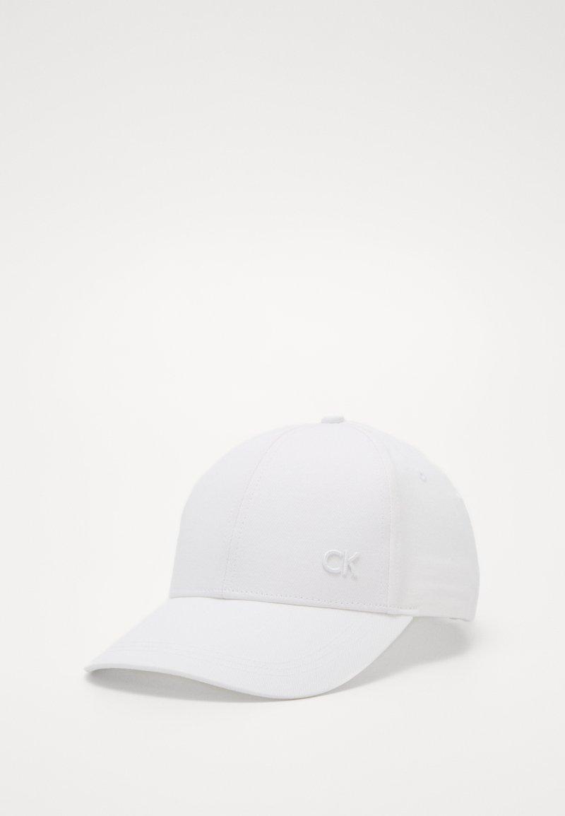 Calvin Klein - BASEBALL - Keps - white