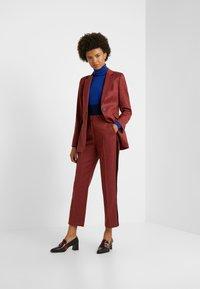 LK Bennett - INGRID - Trousers - orange/pink - 1