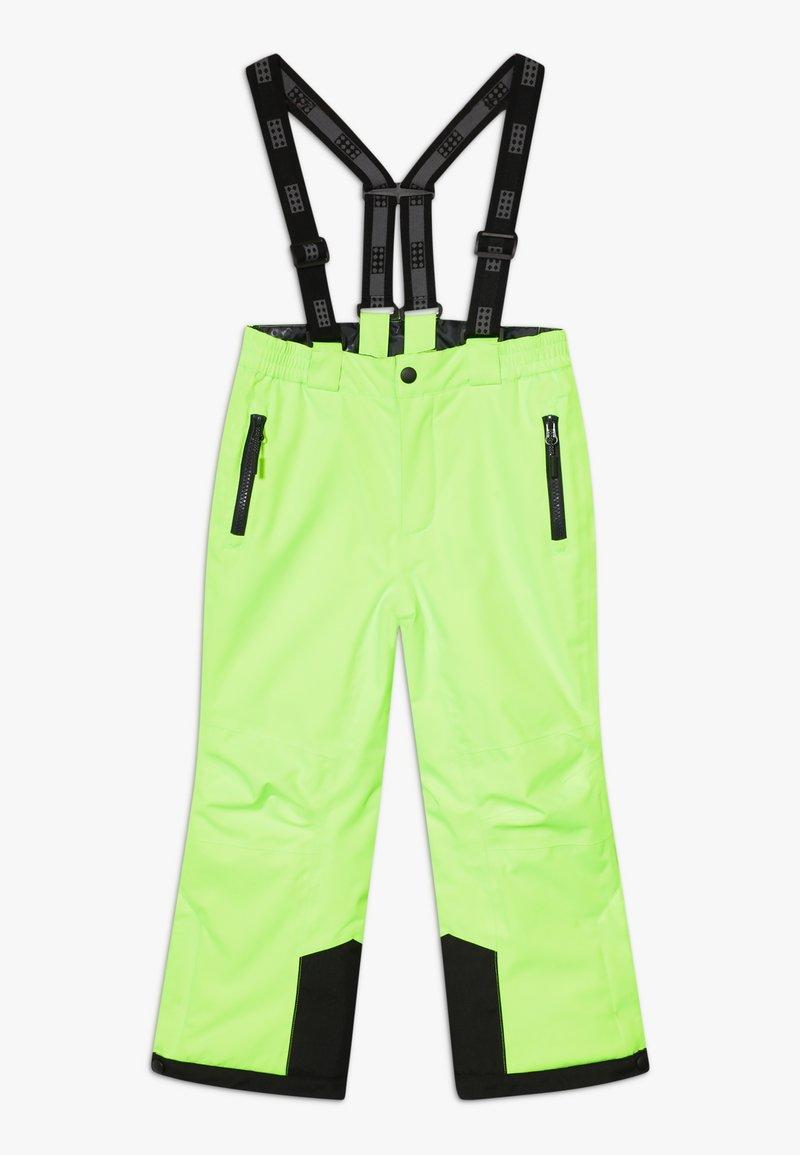 LEGO Wear - Snow pants - light green