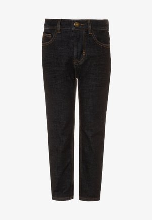 ALON - Džíny Slim Fit - washed indigo