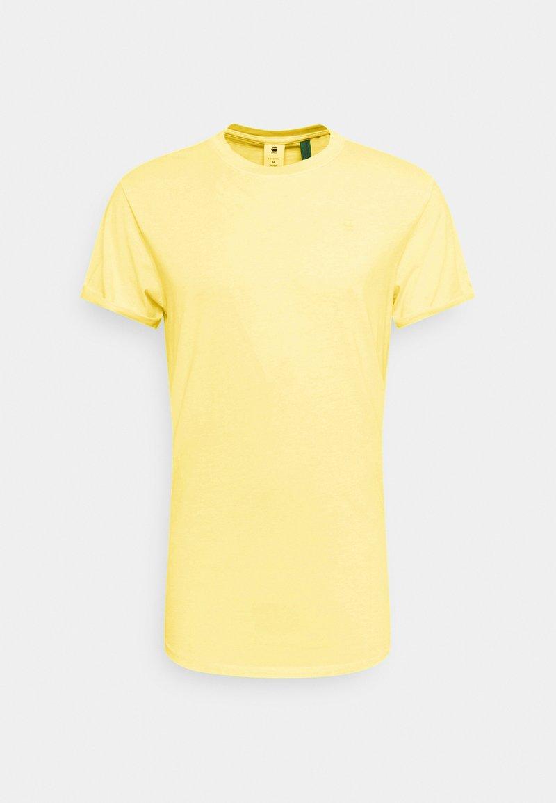 G-Star - LASH  - Basic T-shirt - dark bleach yellow