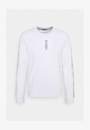 DOBY - Long sleeved top - white