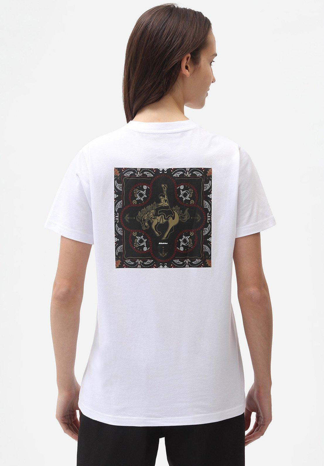 Damen REWORKED - T-Shirt print