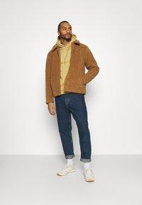 Topman - SHETLAND COACH - Winter jacket - rust - 1