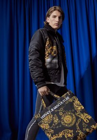 Versace Jeans Couture - DIAGONAL  - Bomber Jacket - nero - 2